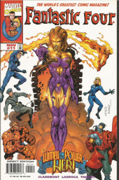 Fantastic Four Vol.3 (Marvel comics - 1998) -11- Witness the Power of Her!