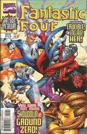 Fantastic Four Vol.3 (Marvel comics - 1998) -12- Showdown at Ground Zero!