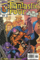 Fantastic Four Vol.3 (Marvel comics - 1998) -17- In the Negative Zone!