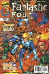 Fantastic Four Vol.3 (Marvel comics - 1998) -18- Jailbreak in Shadow City!