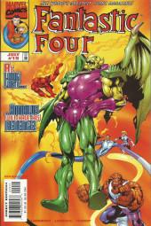 Fantastic Four Vol.3 (Marvel comics - 1998) -19- At Long Last... ...Annihilus Will Have His Revenge!