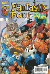 Fantastic Four Vol.3 (Marvel comics - 1998) -20- The Return of the Ruined!