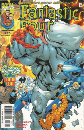 Fantastic Four Vol.3 (Marvel comics - 1998) -23- Chaos at a Comic Con!