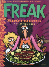 Freak Brothers Collection (The Fabulous Furry) -4- The fabulous furry Freak Brothers - Collection four