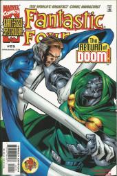 Fantastic Four Vol.3 (Marvel comics - 1998) -25- The Return of Doom!