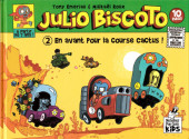 Julio Biscoto -2- En avant pour la course cactus !