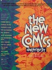 New Comics Anthology (The) (1991) - The New comics anthology edited by Bob Callahan