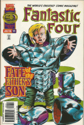Fantastic Four (1961) -414- Fate of Thy Father's Son