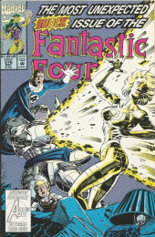 Fantastic Four (1961) -376- Issue #376