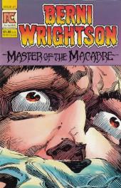 Berni Wrightson Master of The Macabre (1983) -1- Berni Wrightson Master of the Macabre #1