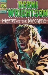 Berni Wrightson Master of The Macabre (1983) -2- Berni Wrightson Master of the Macabre #2