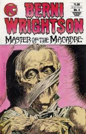 Berni Wrightson Master of The Macabre (1983) -4- Berni Wrightson Master of the Macabre #4
