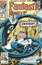 Fantastic Four (1961) -366- Issue #366