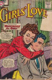 Girls' Love Stories (1949) -97- Girls' Love Stories #97