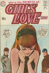 Girls' Love Stories (1949) -146- Girls' Love Stories #146