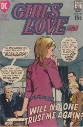 Girls' Love Stories (1949) -155- Girls' Love Stories #155