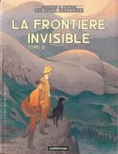 Les cités obscures -9- La frontière invisible - 2