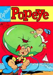 Popeye (Cap'tain présente) -75- Olive Joue au Hoquet
