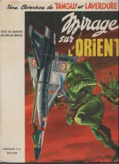 Tanguy et Laverdure -5a1968- Mirage sur l'Orient