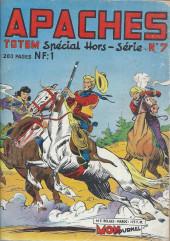 Apaches (Totem Spécial HS, Kris Spécial HS, puis) -7- Bill Falco