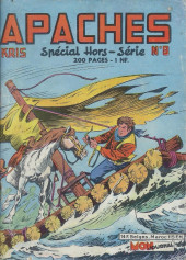 Apaches (Totem Spécial HS, Kris Spécial HS, puis) -8- Billy Boy
