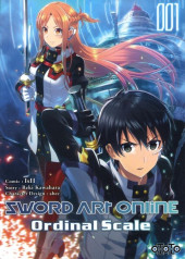 Sword art online - Ordinal Scale -1- Tome 1