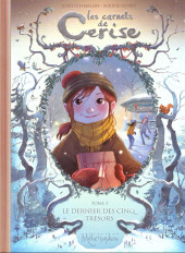 Les carnets de Cerise -3a16- Le Dernier des cinq trésors