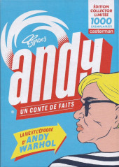 Andy, un conte de faits - Tome TL