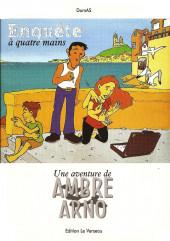 Ambre & Arno (Une aventure de) -1- Enquête à quatre mains