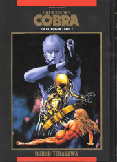 Cobra The Space Pirate - Cobra (Isan Manga) -2- Tome 2 : The Psychogun - Part 2