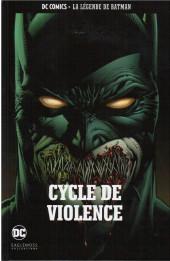 DC Comics - La légende de Batman -3263- Cycle de violence