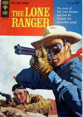 Lone Ranger (The) (Gold Key - 1964) -1- The Story of the Lone Ranger