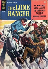 Lone Ranger (The) (Gold Key - 1964) -2- Wanted Dead or Alive