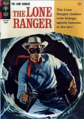Lone Ranger (The) (Gold Key - 1964) -4- (sans titre)