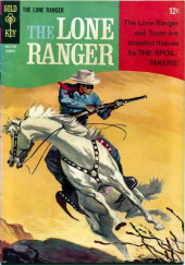 Lone Ranger (The) (Gold Key - 1964) -5- The Spoil Takers
