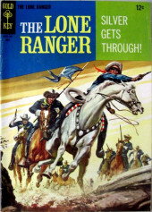 Lone Ranger (The) (Gold Key - 1964) -7- Silver Gets Through!
