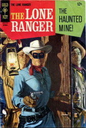Lone Ranger (The) (Gold Key - 1964) -8- The Haunted Mine!