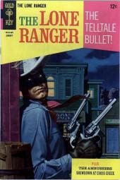 Lone Ranger (The) (Gold Key - 1964) -9- The Telltale Bullet!