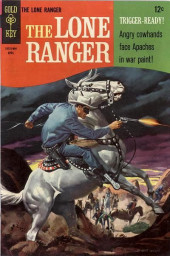 Lone Ranger (The) (Gold Key - 1964) -10- (sans titre)