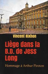 Jess Long -HSa- Liège dans la B.D. de Jess Long