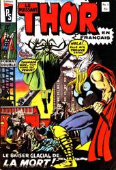 Thor (Éditions Héritage) -1- Le souffle froid de la mort