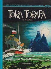 Spirou et Fantasio -23a1984- Tora Torapa