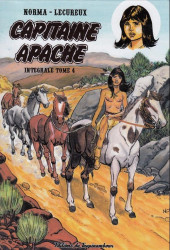 Capitaine Apache -INT4- Intégrale tome 4