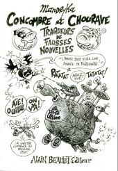Le concombre masqué -HS11- Traqueurs de fausses nouvelles