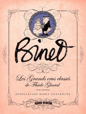 (AUT) Binet - Binet - Les Grands crus classés de Fluide Glacial