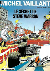 Michel Vaillant -28c1994- Le secret de Steve Warson
