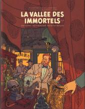Blake et Mortimer (Les Aventures de) -25TL- La Vallée des Immortels - Tome 1 - Menace sur Hong Kong