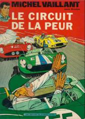 Michel Vaillant -3b1971'- Le circuit de la peur
