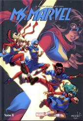 Ms. Marvel -8- Génération perdue