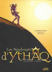 Les naufragés d'Ythaq -INT4- Deuxième voyage - Tomes 10 à 12